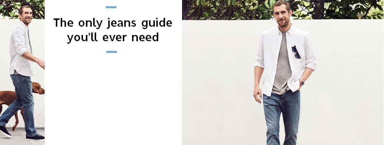 The only jeans guide you'll ever need