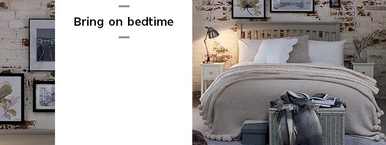 Bring on bedtime